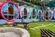 Khách Sạn Siêu Ống Cống – The Circle VietNam Cực Độc Giữa Lòng Đà Lạt