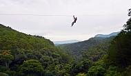 Du lịch Đà lạt tham gia trò chơi mạo hiểm trên cao