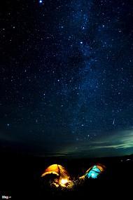 Trắng Đêm Trên Đỉnh Langbiang Ngắm Mưa Sao Băng Eta Aquarid