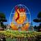 Đà Lạt Tuyệt Đẹp Rực Rỡ Sắc Hoa Tại Festival Hoa