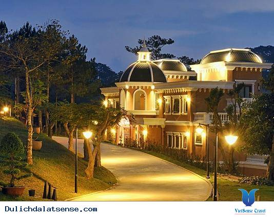 Dalat Edensee Lake Resort & Spa,dalat edensee lake resort