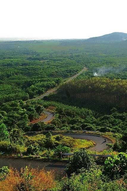 Đèo Tà Pứa - Bức Tranh Hiền Hòa Về Mảnh Đất Con Người Miền Nam