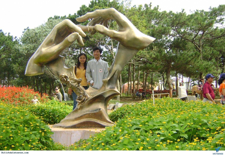 Du lịch trăng mật Đà Lạt -Thiên đường tình yêu đôi lứa