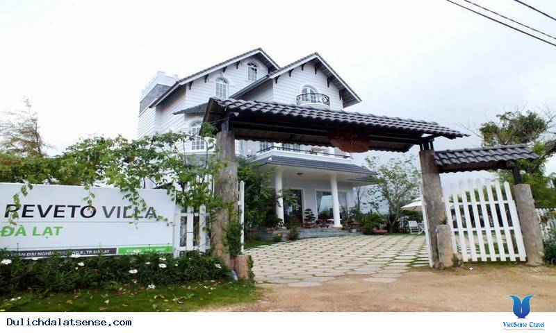 ,Khách Sạn 2 Sao Reveto Villa Đà Lạt