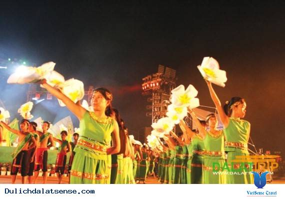 Lễ Hội Văn Hóa Trà Ở Đà Lạt Lâm Đồng