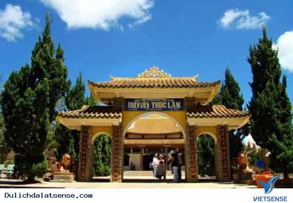 Thiền Viện Trúc Lâm Đà Lạt | VIETSENSE