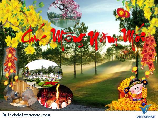 Tour du lịch Hồ Chí Minh- Đà Lạt 4 ngày Tết Âm Lịch